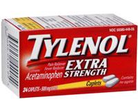 Tylenol Package