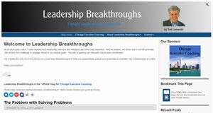 Leadership Breakthroughs