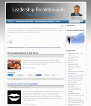 Leadership Breakthroughs