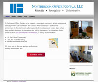 Northbrook Office screen