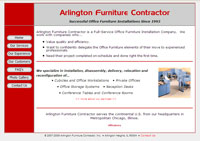 Arlington Furniture Contractor