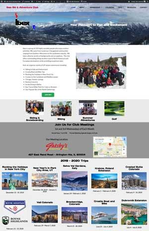 Ibex ski Club